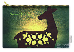 Heartwarming ....altered Images Series Carry-all Pouch