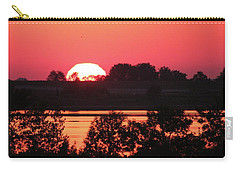 Heat Wave Sunrise Carry-all Pouch