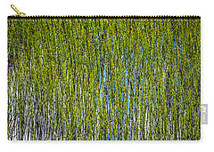 Heather Lake Grass Carry-all Pouch