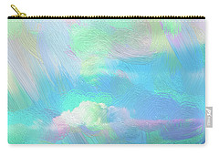 Heaven Carry-all Pouch by Karen Nicholson