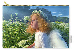 Carry-all Pouch featuring the photograph Heaven Sent by Phil Koch