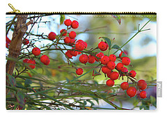 Heavenly Bamboo Carry-all Pouch