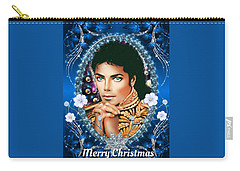 Heavenly Christmas Love Carry-all Pouch