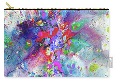 Heavenly Cosmos Series 1976.032914invertfadediff Carry-all Pouch by Kris Haas