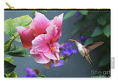 Heavenly Garden Carry-all Pouch by John Kolenberg