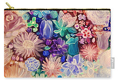 Heavenly Garden Carry-all Pouch