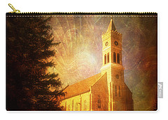 Heavenly Light Carry-all Pouch