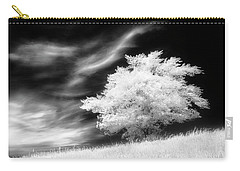 Carry-all Pouch featuring the photograph Heavenly Places by Dan Jurak