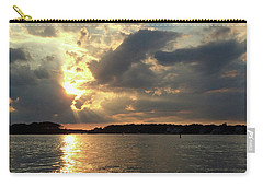 Heavenly River Sunset Carry-all Pouch