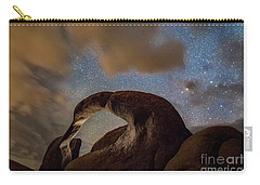 Heaven's Gate Carry-all Pouch by Alice Cahill