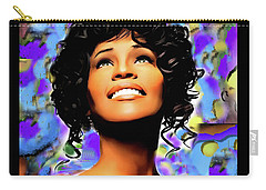 Heaven's Songbird Carry-all Pouch