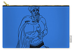 Hebrew Hero Carry-all Pouch