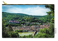 Carry-all Pouch featuring the photograph Heidelberg Germany by David Morefield