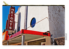 Heights Movie Theater Carry-all Pouch