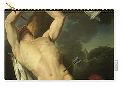 Heilige Sebastiaan Carry-all Pouch