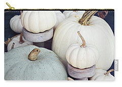 Heirloom Pumpkins And Antlers Carry-all Pouch