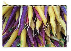 Heirloom Rainbow Carrots Carry-all Pouch