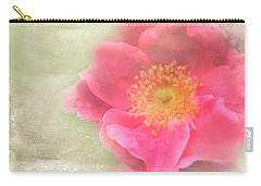 Heirloom Rose Carry-all Pouch