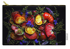 Heirloom Tomato Platter Carry-all Pouch