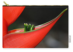 Heliconia Flower Petal Carry-all Pouch