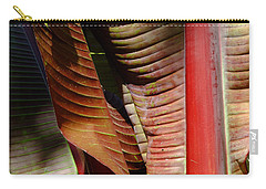 Heliconia Lines Carry-all Pouch