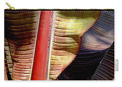 Heliconia Waves Carry-all Pouch