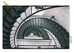 Helix Eye Carry-all Pouch by Iryna Goodall