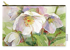 Hellebore Carry-all Pouch