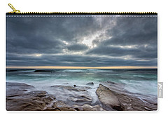 Hellishly Heavenly Carry-all Pouch by Peter Tellone