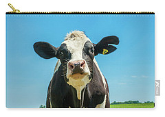 Hello Bessie Carry-all Pouch