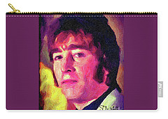 Hello Goodbye To John Carry-all Pouch