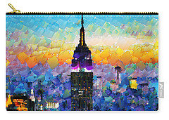 Hello New York Carry-all Pouch