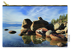 Carry-all Pouch featuring the photograph Hello Sekani by Sean Sarsfield