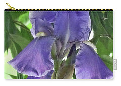 Hello Spring Carry-all Pouch by Mikki Cucuzzo