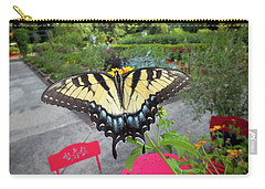 Hello Swallowtail  Carry-all Pouch