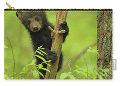 Carry-all Pouch featuring the photograph Hello There by Coby Cooper
