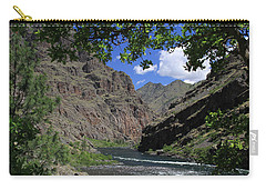 Hells Canyon Snake River Carry-all Pouch