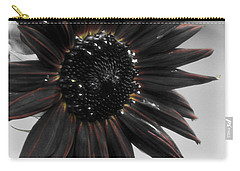 Hells Sunflower Carry-all Pouch