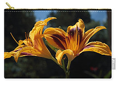 Hemerocallis Carry-all Pouch