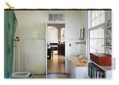 Hemingways' Cuba House Bathroom No. 9 Carry-all Pouch