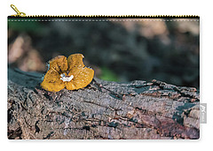 Hen Of The Woods Mushroom Carry-all Pouch