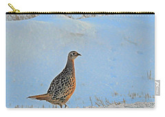 Hen Pheasant Carry-all Pouch