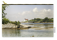 Hendricks Head Lighthouse Carry-all Pouch