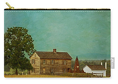 Henry House At Manassas Battlefield Park Carry-all Pouch
