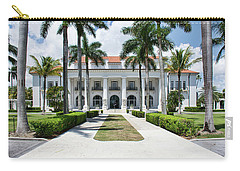 Henry Morrison Flagler Mansion Carry-all Pouch