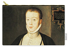Henry Stewart Lord Darnley Married Mary Queen Of Scots 1565 Carry-all Pouch