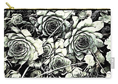 Hens And Chicks - Old World Garden Carry-all Pouch
