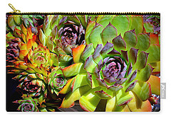 Hens 'n Chicks Carry-all Pouch