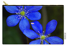 Hepatica Nobilis Carry-all Pouch