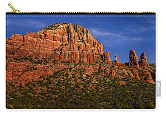 Her Majesty Carry-all Pouch by Mark Myhaver